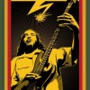 HR Bad Brains Print  by Shepard Fairey
