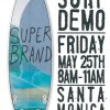 Superbrand Surf Demo with ZJ Boarding House