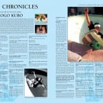 DOGTOWN CHRONICLES: SHOGO KUBO