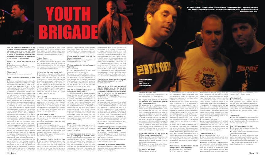 Youth Brigade - The Good The Bad And The Ugly