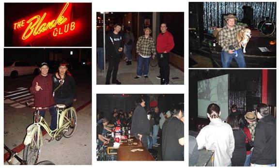 The Blank Club