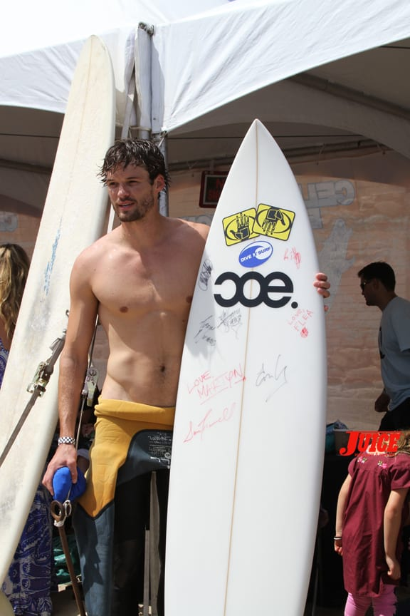 Malibu is much better than One Tree Hill for Austin Nichols.