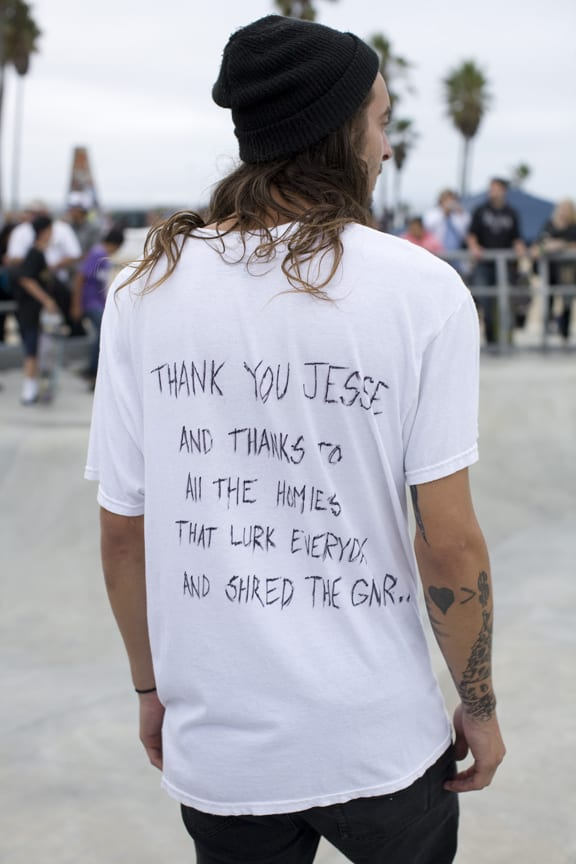 VENICE SKATEPARK 1 YEAR ANNIVERSARY - PHOTO: JEFF BENDER