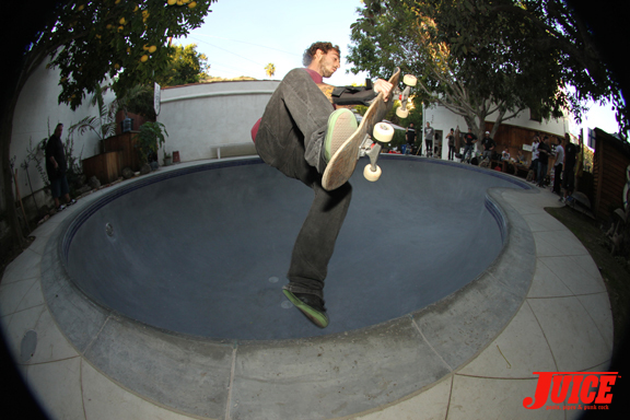 ARTO'S BOWL SESSION
