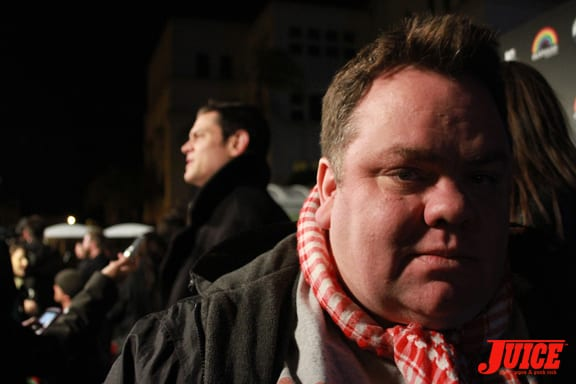 Preston Lacy. Photo: Dan Levy