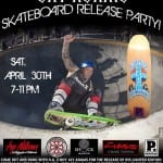 APR 30 - JAY ADAMS SKATEBOARD RELEASE PARTY IN HOLLYWOOD