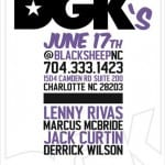 MEET THE DGK'S @ BLACK SHEEP NC TODAY
