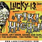 LUCKY-13 20th ANNIVERSARY FREE SHOW