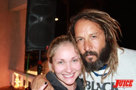 Rosie and Tony Alva