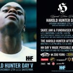 HAROLD HUNTER DAY V - NOVEMBER 12, 2011 - NEW YORK CITY