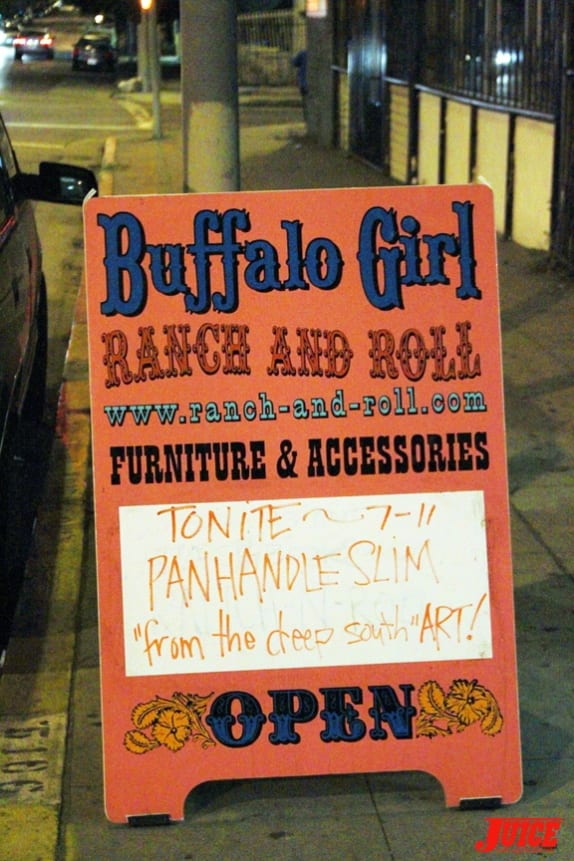 Buffalo Girl Ranch and Roll. Photo: Dan Levy