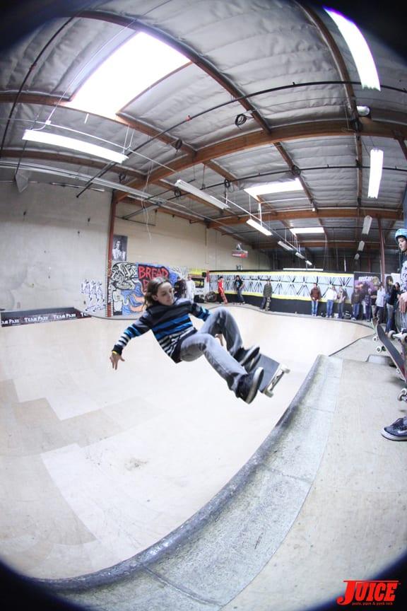Cory Juneau. Photo: Dan Levy