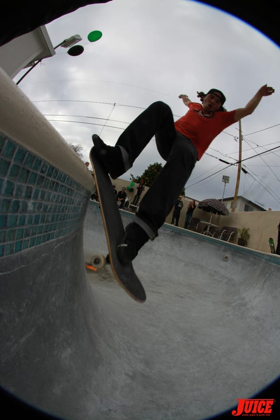 Aaron Astorga. Photo: Dan Levy