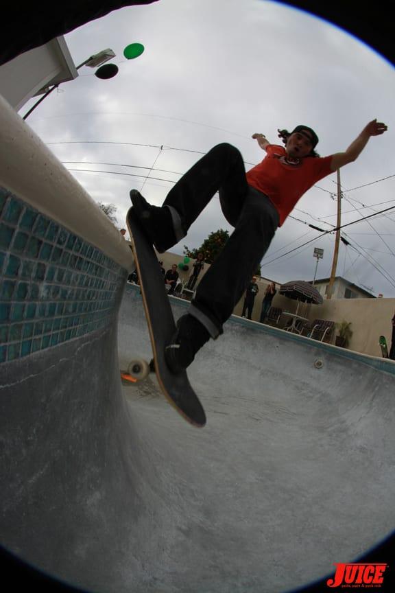 Aaron Astorga. Photo: Dan Levy