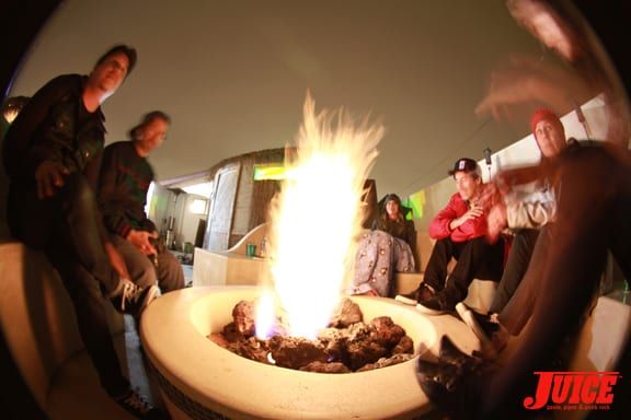 Firepit. Photo: Dan Levy
