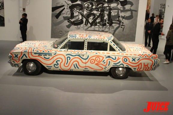 Car Number 3. Photo: Dan Levy
