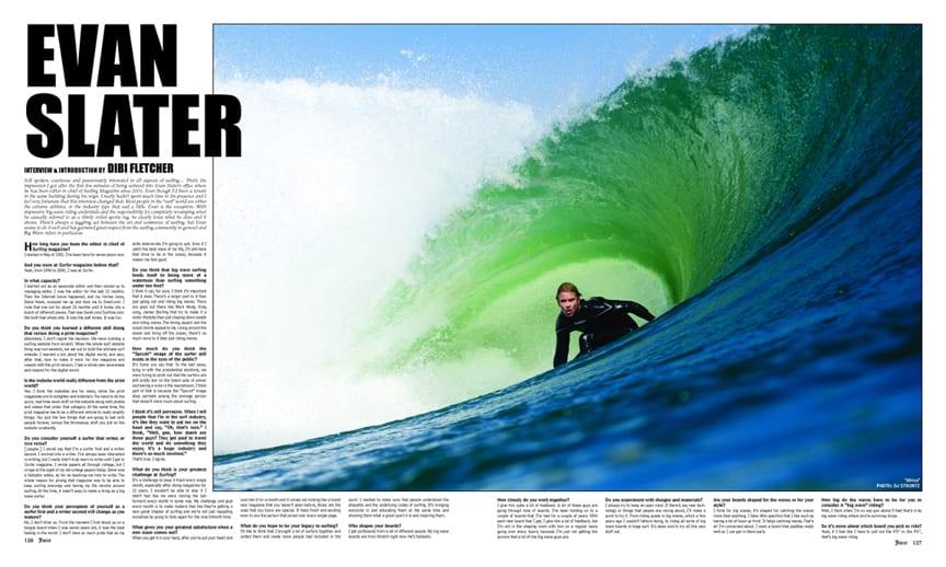 a364abe9 EVAN SLATER | Juice Magazine