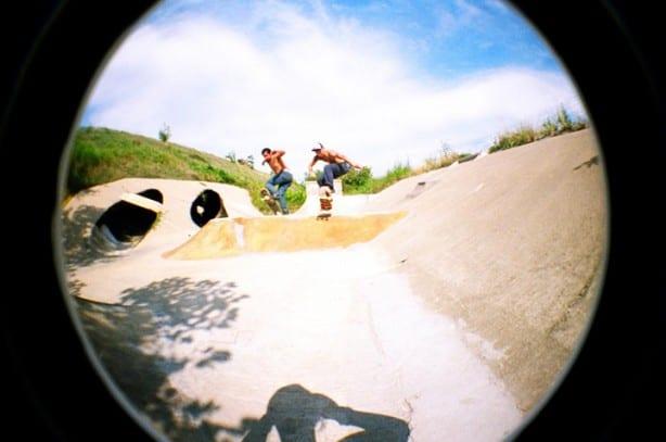 Dallas DIY Skatepark