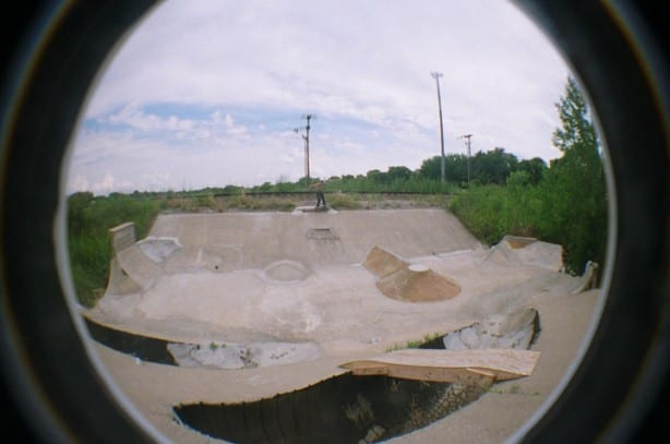 Dallas DIY Skatepark