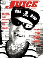 Juice Magazine 45 Duane Peters cover
