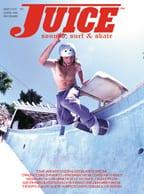 Juice Magazine 46 Tony Alva cover