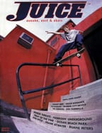 Juice Magazine 49 Knox Godoy cover