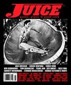 Juice Magazine 59 Sergie Ventura cover