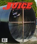 Juice Magazine 67 Eric Tuma Britton cover