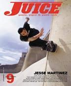 Juice Magazine 56 Jesse Martinez cover