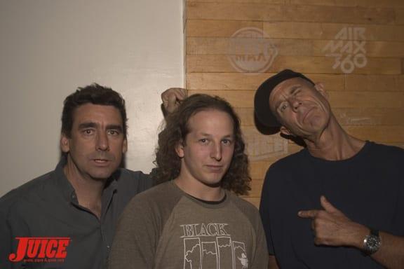 Lance Mountain, Dan Levy, Craig Stecyk III