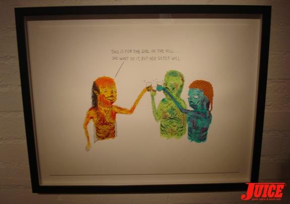 Trolls artwork by Neck Face