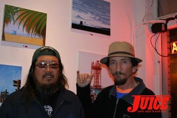 Jeff Ho and Doug Smith. Photo: Dan Levy