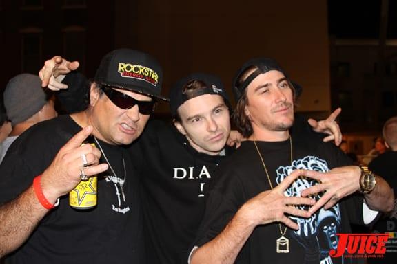 Dave Duncan, John Tracy and Peter Smolik