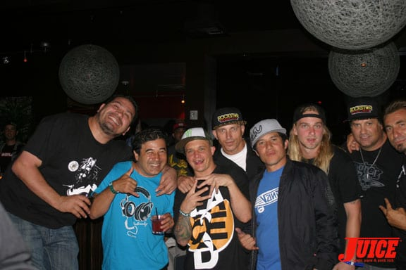 BLOCK, STEVE CABALLERO, JAKE BROWN, CHRIS GENTRY, CHRISTIAN HOSOI, ROB LORIFICE, DAVE DUNCAN, EDDIE REATEGUI