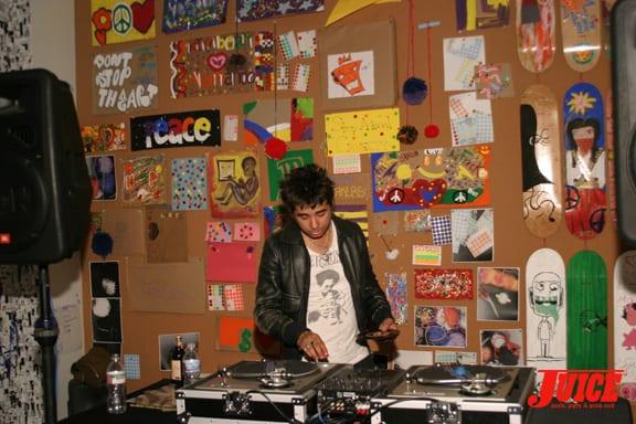 DJ Cyril Mountain