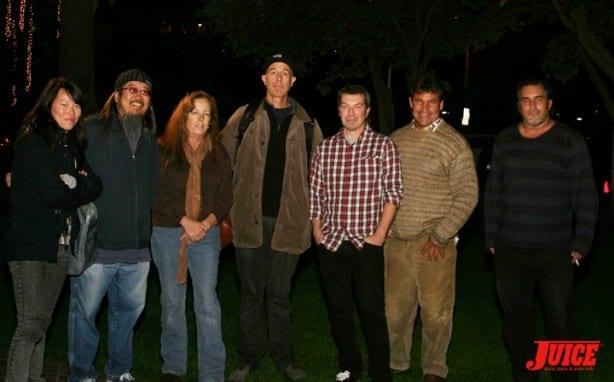 JEFF HO, BABETTE VANDERPLOEG, C.R. STECYK III, FABRICE LEMAO, ALLEN SARLO, STEVE OLSON