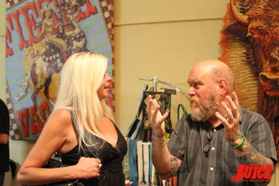 Terri Craft and Tim Kerr