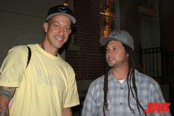 Brian Anderson and Joey Tershay