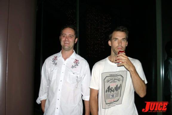 Buddy Nichols, Rick Charnoski