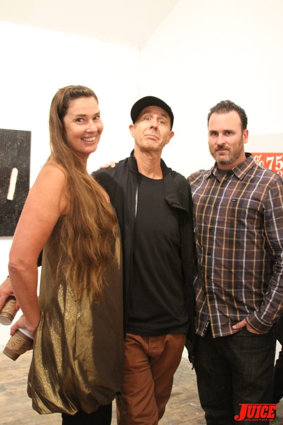 Susan Melanie Berry, Craig Stecyk III and Ed Templeton