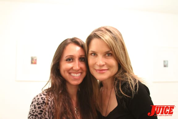 Vanessa Davey and Gwen Vitello