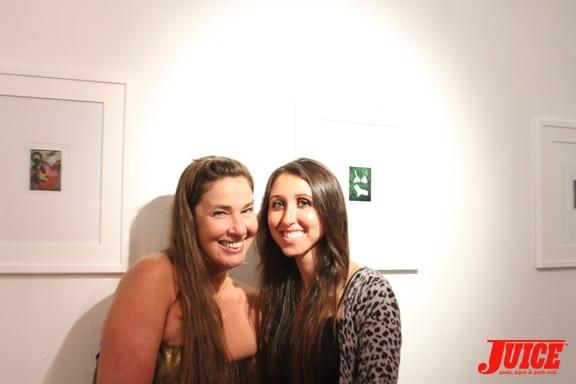 Susanne Melanie Berry and Vanessa Davey