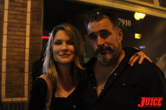 Gwen Vitello and Steve Olson
