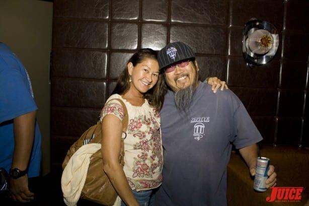 Maria Minelli and Jeff Ho