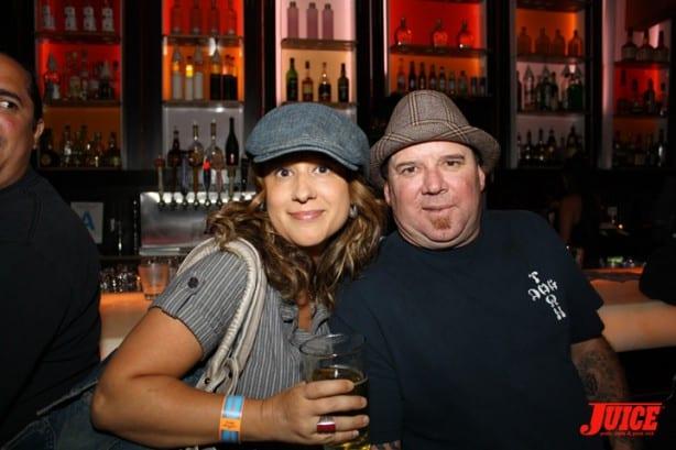 Jennifer Goodman and Ian Hill