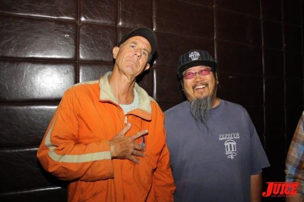 Craig Stecyk and Jeff Ho