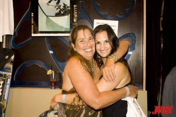 Susanne Melanie Berry and Lori Lorenzo