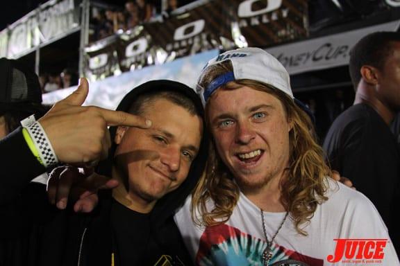 Jake Brown and Jake Duncombe