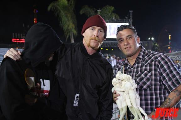 Ryan Kingman and Mickey Reyes