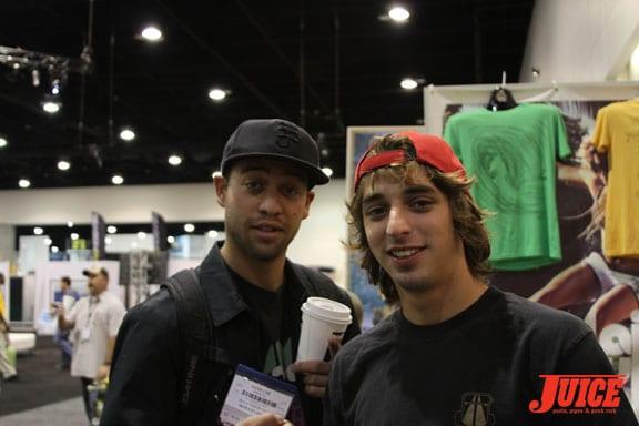 Noah and Sean
